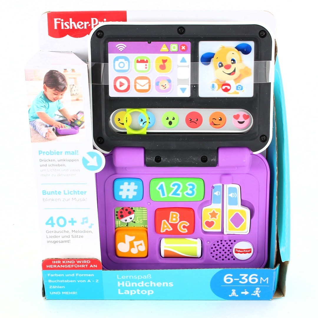 Notebook Fisher Price