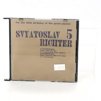 CD: Svyatoslav Richter 5 for the 80'th