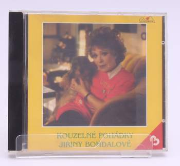CD Kouzelné pohádky Jiřiny Bohdalové 3