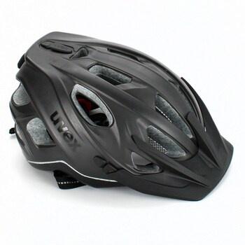 Cyklistická helma Uvex City Light 52-57 cm