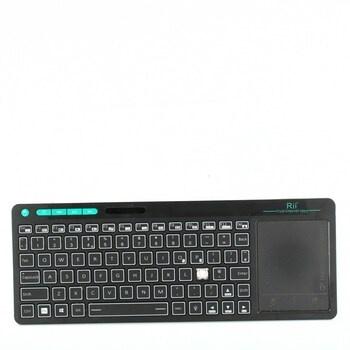 Bezdrátová klávesnice Rii Rii RT518+( K18+ )