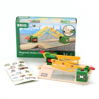 Železniční přejezd Brio World