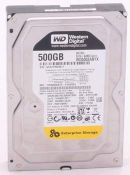 Pevný disk WD RE4 WD5003ABYX 500GB