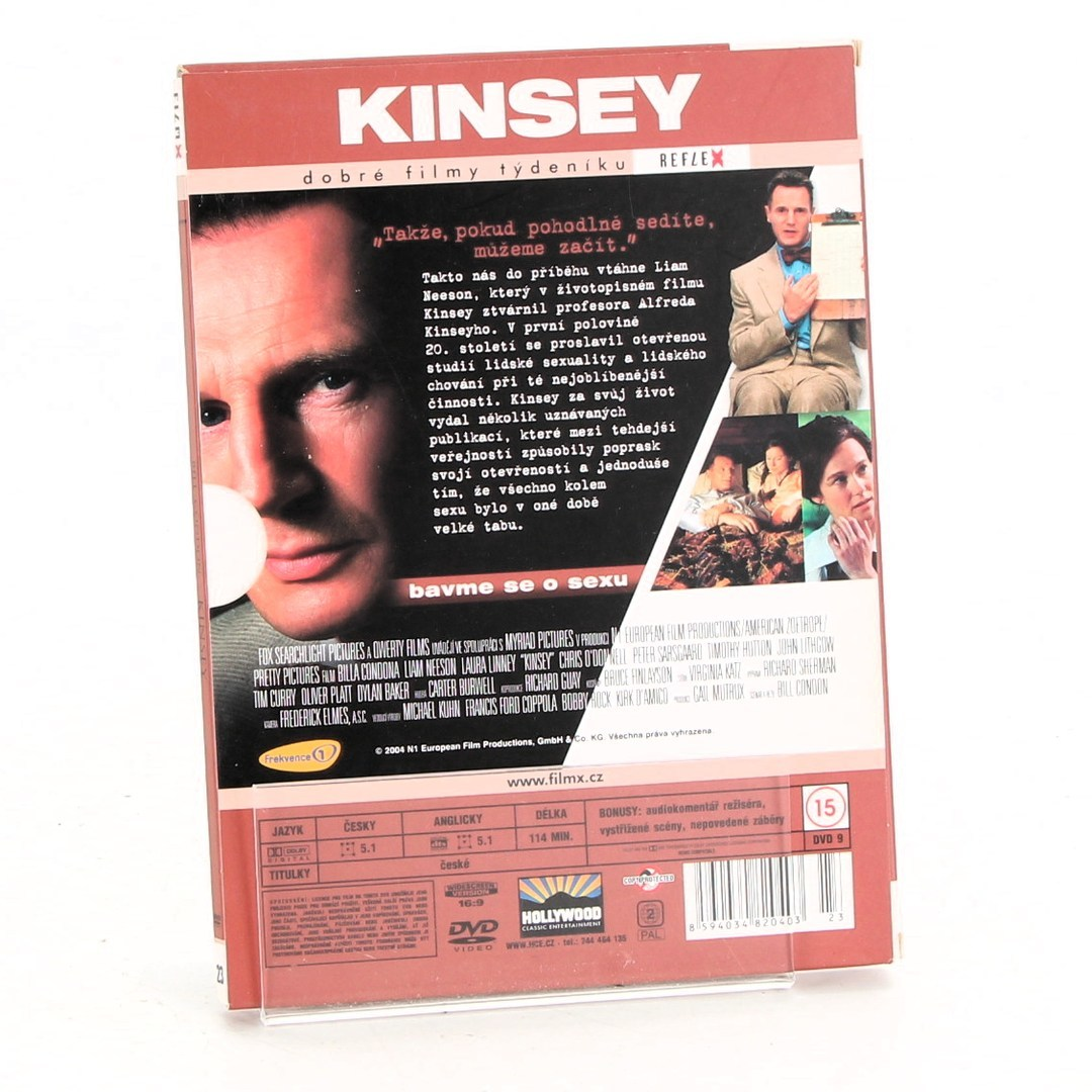DVD Kinsey