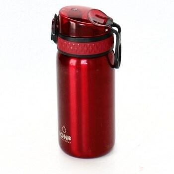 Láhev na pití Ion8 črvená