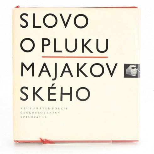 Kniha Slovo o pluku Majakovského