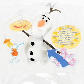 Postavička sněhuláka Olafa Frozen Mattel