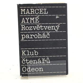 Kniha Rozvětvený paroháč Marcel Aymé