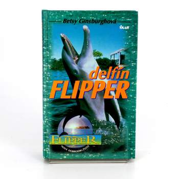 Kniha Delfín Flipper Betsy Ginsburghová