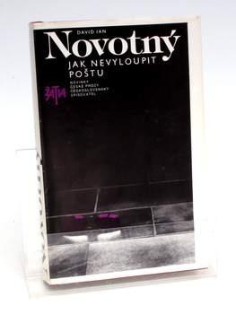 Kniha David J. Novotný: Jak nevyloupit poštu