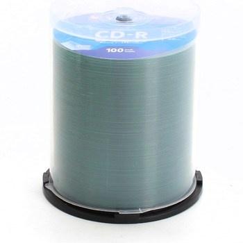 CD-R Verbatim 43411 - 100-pack Optical Media