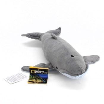Plyšová velryba Lelly National Geographic