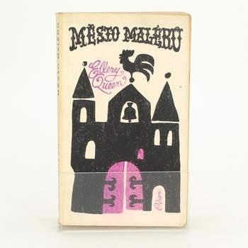 Kniha Ellery Queen: Město malérů