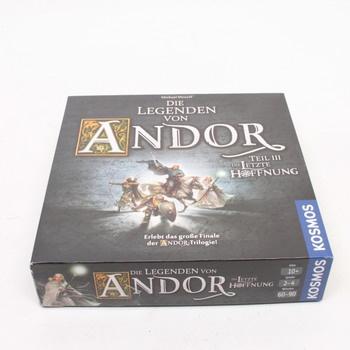 Stolní hra Kosmos 692803 Legendy Andor III