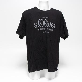 Pánské triko s.Oliver 2023749019 vel.XXXL