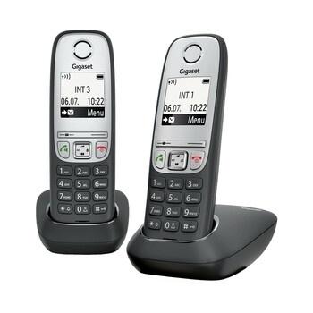 Bezdrátový telefon Gigaset A415 Duo Cordless