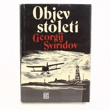 Kniha Objev století Georgij Sviridov