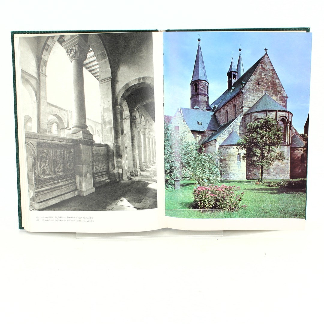 Hans Joachim Mrusek: Romanik
