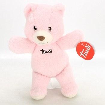 Plyšový medvídek Trudi 18120 Pink