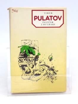Kniha Mladá fronta Paličák z Buchary Timur Pulatov