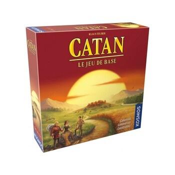 Desková hra Kosmos Catan le jeu de base FR
