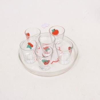Panákové skleničky Thun 6 ks