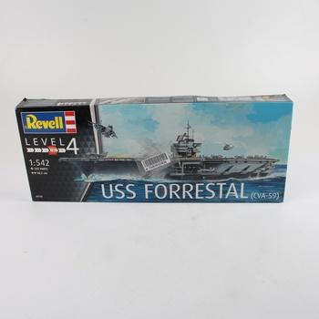 Stavebnice Revell 05156 USS FORRESTAL