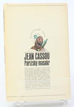 Kniha Jean Cassou: Pařížský masakr