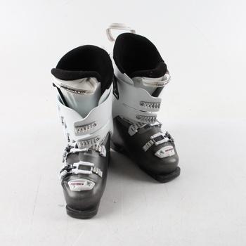 Lyžařské boty Tecnica šedo/bílé