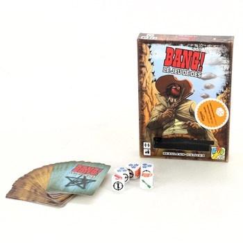 Karetní hra Giochi Bang! – Le jeu de dés