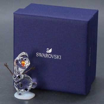 Skleněná postavička Swarovski 5135880 Olaf
