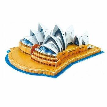 3D puzzle CubicFun C067h Opera v Sydney