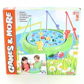 Dětská hra Simba - Chytání rybiček
