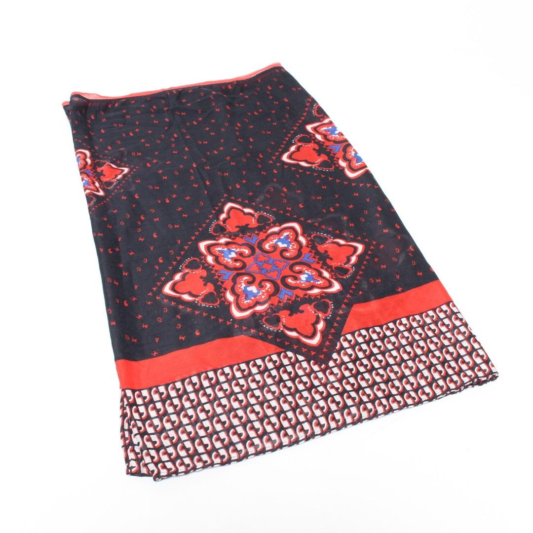 Dámský elegantní šátek Comma 81.001.91.3431