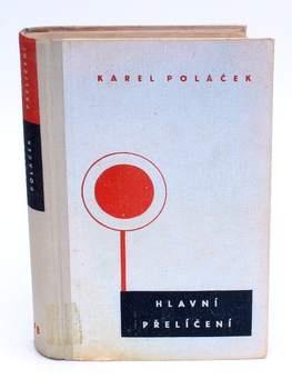 Kniha Hlavní přelíčení Karel Poláček