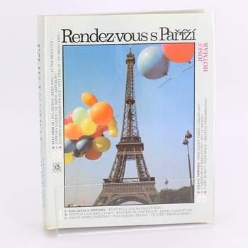 Kniha Josef Hotmar: Rendez-vous s Paříží
