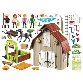 Stavebnice Playmobil 70118 Spirit