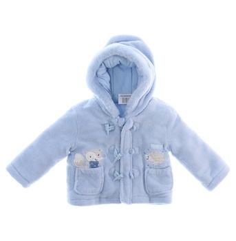 Zimní bunda pro batole F&F modrá