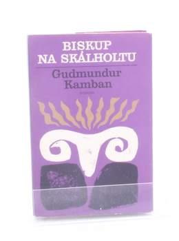 Kniha Gudmundur Kamban: Biskup na Skálholtu