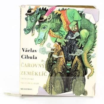 Kniha Václav Cibula: Čarovný zeměklíč