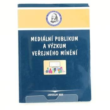 Kniha Mediální publikum a výzkum