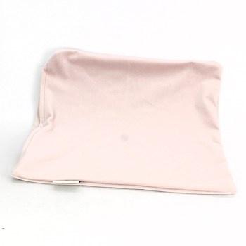 Růžový povlak na polštář Tom Tailor