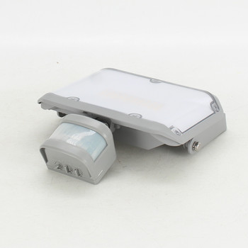 LED svítidlo Brennenstuhl odstín šedé