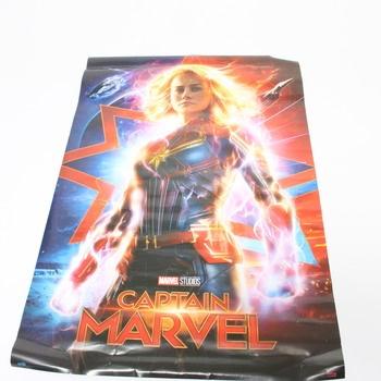 Plakát Marvel UTTA4021_1 Carol Danvers