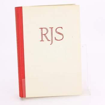 Kniha Chmurná svatba Ramon Sender