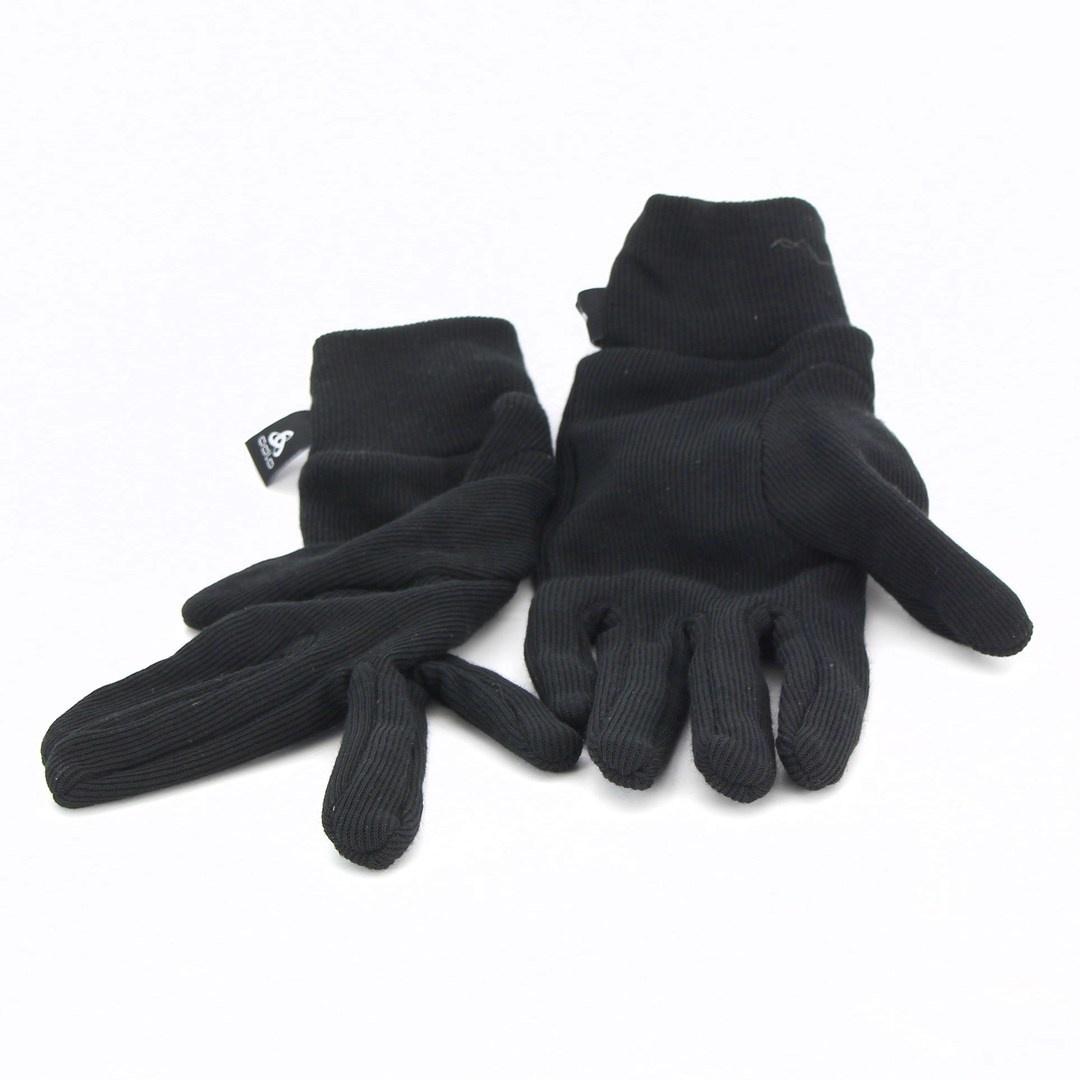 Cyklistické rukavice Odlo Warm