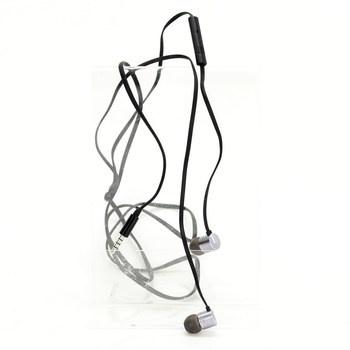 Sluchátka do uší BE02B černá