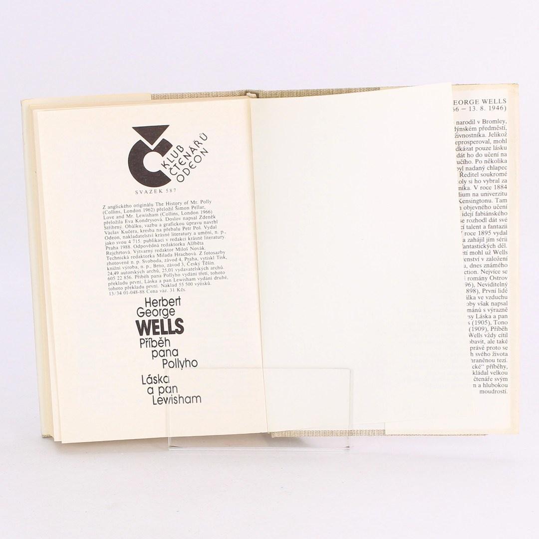 Kniha Láska a pan Lewisham