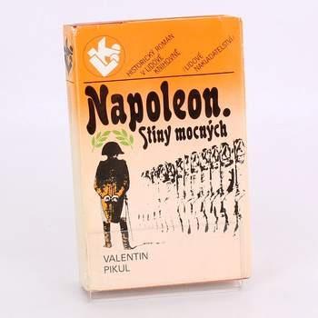 Kniha Napoleon stíny mocných Valentin Pikul