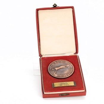 Medaile - Krasojízda ženy dvojice 1959